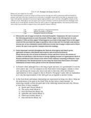 essay exam written as discussed in balters text from tree  1 pages essay exam 2 prompts