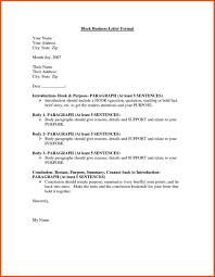 2 3 Formal Business Letter Format Template Formatmemo