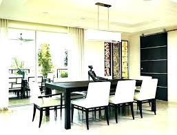 dining room light height modern pendant lighting over dining table contemporary lamps room light height standard