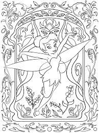 Remember how much you loved coloring when you were a child like you loved barbie coloring pages? Tinker Bell Coloring Page Disney Lol