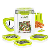 video review 4 in 1 vegetable chopper french fry cutter dice