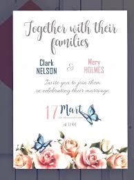 Reception Invitation Samples Free Wedding Reception Invitation