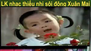 Xuân Mai con cò bé bé - Liên Khúc Nhạc Thiếu Nhi 2016 - YouTube