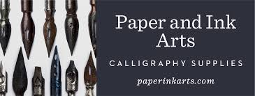 calling card paper and ink arts uppercase