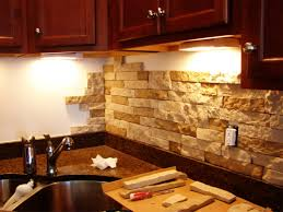 Rock Backsplash Kitchen Stone Kitchen Backsplash Images Cliff Kitchen