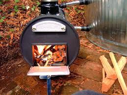 chofu wood fired hot tub heater stove onlywood uk homemade burning