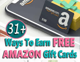 want to know how to earn free amazon gift cards it s easier than you think