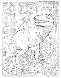 Small Picture Dinosaurs Coloring Pages free For Kids