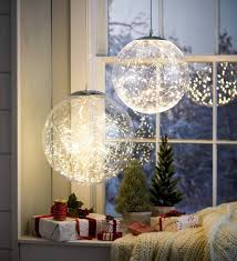 Hanging Ball Lights Indoor Outdoor Hanging Holiday Light Ball Ball Lights