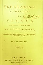 federalism essays introduction to the federalist teaching american  introduction to the federalist teaching american history the federalist papers
