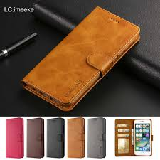 retro luxury leather flip case for iphone 6 s 7 8 plus iphone x xs max