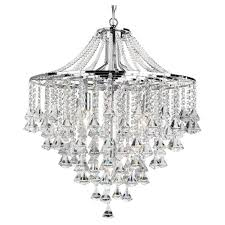 3495 5cc dorchester 5 light crystal chandelier