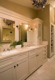 55 inch double sink vanity bathroom traditional with bathroom mirror bathroom storage image by kayron brewer ckd cbd studio k b