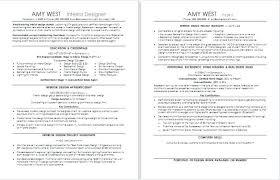 Mid Century Modern Resume Template Interior Designer Resume Word Format Download Design Samples Pdf
