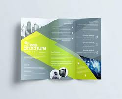 Free Brochure Template For Word Unique Pamphlet Template Templates For Resumes 448 Bi Fold Brochure 48 Page