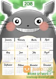 Let us know in the comments below. Kalender Poster 2018 Baymax Disney Totoro Pokemon Anime Jakarta Timur Jualo