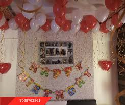 romantic simple room decoration for