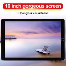 Máy tính bảng hệ thống Android 10 inch Android 8.0 Octa Core Máy tính bảng  10 inch RAM 4GB 64GB 4G