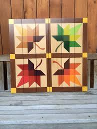 25 unique Painted barn quilts ideas on Pinterest