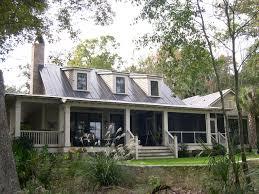 sprawling veranda