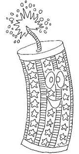 Small Picture 4th of July Coloring Page Print 4th of July pictures to color at