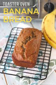 Use softened butter for a soft texture and irresistible butter flavor. Mini One Banana Banana Bread Perfect For Smaller Toaster Ovens
