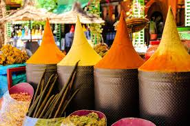 Image result for spices in marrakech