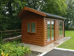 garden shed office. Insulated Steel Garden Shed Office