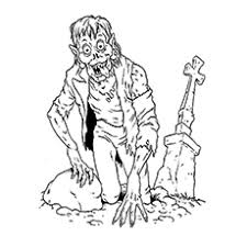 Coloring pages are a fun way for kids of all ages to develop creativity, focus, motor skills and get hold of these coloring sheets that are full of pictures and involve your kid in painting them. Top 20 Zombie Coloring Pages For Your Kids