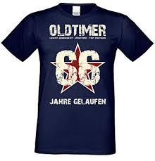 Geburtstagsgeschenk Männer Herren Sprüche T Shirt Oldtimer 66