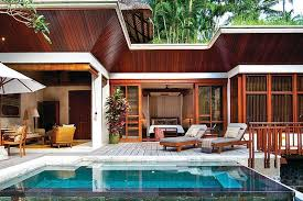 5 Bedroom Villa Seminyak Style Simple Design