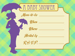 Invitations Announcements And Photo Cards  Basic InviteHow Soon Do You Send Out Baby Shower Invitations