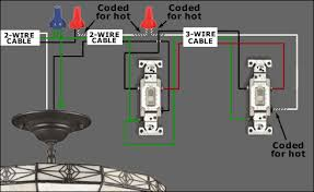 electrical question 3 way switch wiring dilemma 220v Switch Wiring Diagram here's some other wiring diagrams www homeimprovementweb com in way switch htm wiring diagram for 220v switch