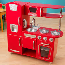 Red Retro Kitchen Accessories 17 Best Images About Play Kitchens On Pinterest Toddler Play