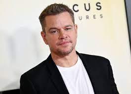 Matt Damon admits he recently stopped ...