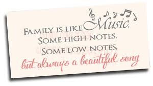 family quote wall art canvas