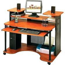 office depot corner glass computer desk table throughout furniture decorations