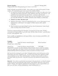 Sterile Processing Technician Resume Sample Free Resume Example