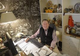 travel design home office. Travel Agent Bill Katz Moved The Headquarters For Atlas To His Home Office In Squirrel Design T