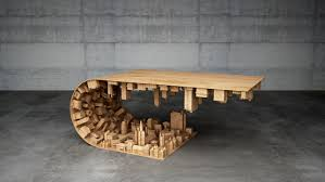 Original Coffee Table Log Cabins Furniture Ideas An Original Coffe Table  Quick .