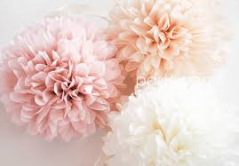 Tissue Paper Flower Decorations Diy Hanging Tissue Paper Flowers Tutorial Mid South Bride