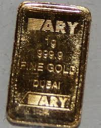 ary gold bars march 2021