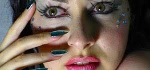 how to create a carnival makeup look like avatar s neytiri