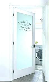 laundry closet doors