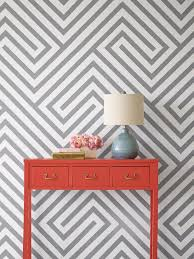 Painting Ideas Diagonal Stripes By Tiffany Brooks Hgtvcom How To Paint Diagonal Stripes On Wall Hgtv