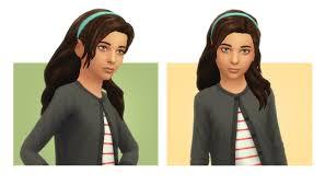 blogsimplesimmer - esmeralda hair | Sims 4 children, Fashion baby girl  outfits, Sims 4