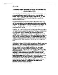 alternative dispute resolution adr and the advantages and  page 1 zoom in