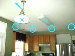 change recessed light to flush mount