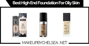 best high end foundation for oily skin of 2016