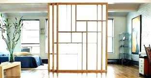 folding wall divider portable room divider with door new sliding wall dividers best clear interior portable room divider with